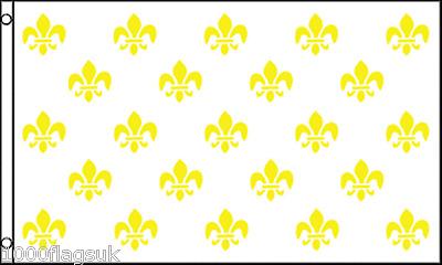 France Bourbon Restoration Kingdom Of France 1589-1792 1814-1830 5/'x3/' Flag