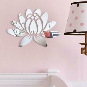 Modern-3D-Flower-Mirror-Wall-Sticker-Art-DIY-Decal-Room-Decor-Removable-Q3X8