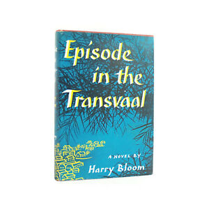 Episode in the Transvaal - vintage first edition novel of South Africa, 1955