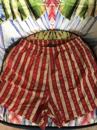 Mens Versace Swim Trunks Large