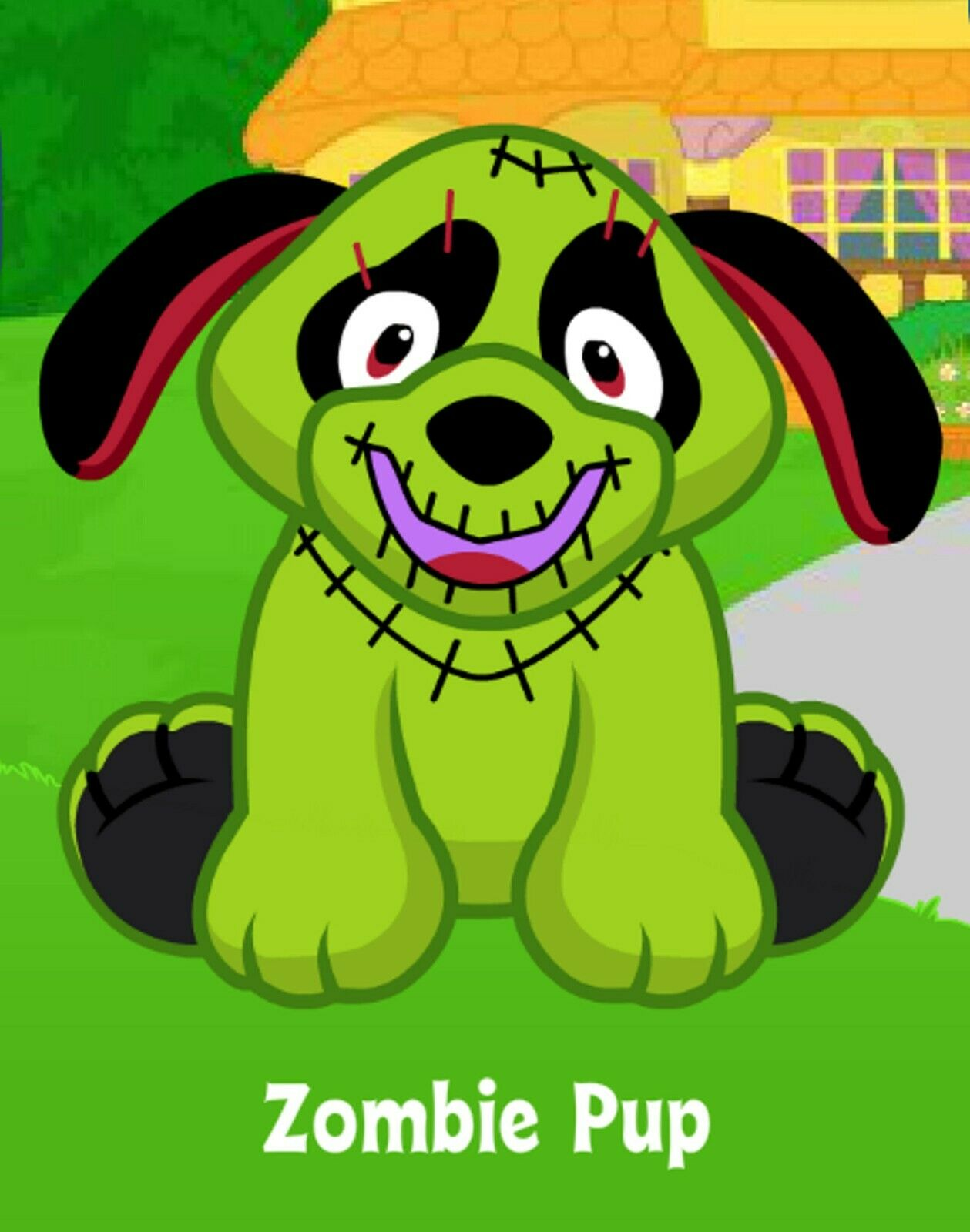 Webkinz Zombie Pup Plush. Best for sale online | eBay