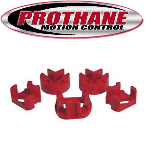 For all 3 mounts Prothane Honda Civic Si B16A Motor Mount Insert Bushing Kit