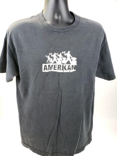 Amerikan Vintage Pounding Originals T Shirt Size L
