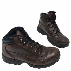 Details about Men's Vintage Nike Air ACG Brown Hiking Boots Size 9.5