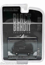 GREENLIGHT 1973 VOLKSWAGEN TYPE 2 WESTFALIA CAMPMOBILE BLACK BANDIT 1/64 27790C