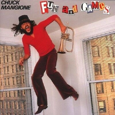 Chuck Mangione Fun And Games CD NEW SEALED Jazz