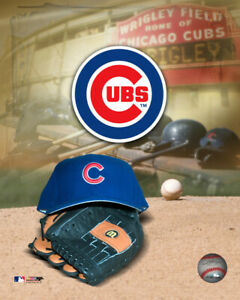 Chicago Cubs 8 X 10 Photo AAGR076 zzz