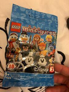 LEGO Collectable Mini Figure Series 2 Disney Vintage Minnie 71024-2 DIS025 RBB