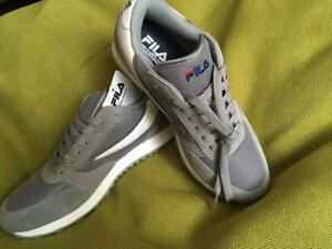 Details about Men FILA Orbit Jogger N Low Grey Brand New