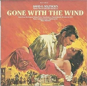Max-Steiner-Gone-With-the-Wind-Original-Motion-Picture-Soundtrack-New-Vinyl
