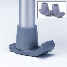 NEW (Set/2) Deluxe Walker Glide Sliders - Nylon Support Tips For More Stability