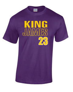 Image is loading Lebron-James-Los-Angeles-Lakers-034-King-James- f098ef533