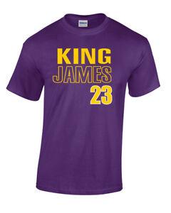b6ac4f33410 Image is loading Lebron-James-Los-Angeles-Lakers-034-King-James-