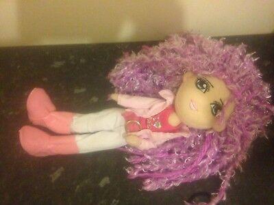 Responsabile Fashion Bambola Di Pezza Giocattolo Morbido Appox 12 Pollici-mostra Il Titolo Originale