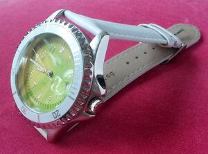 BERGMANN-1986-Damen-Armbanduhr-Uhr-Kunstleder-Quarz-Uhrenwerk-der-watch-ag