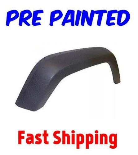 New PAINTED Passenger RH REAR FENDER FLARE for 2007-2017 Jeep Wrangler JK JKU