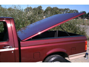 Ford F150 Hard Bed Cover >> Details About 1973 1996 Ford F 150 Classic Fleetside Truck Fiberglass Hard Bed Tonneau Cover