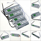 12V DC IP67 Waterproof Transformer High Power Supply Adapter LED Driver 10W-150W