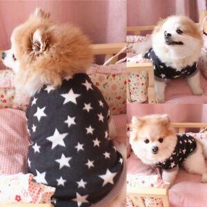 Haustier Hund Winter Warme Kleidung Pullover Welpen Chihuahua Weste Jacke Mantel
