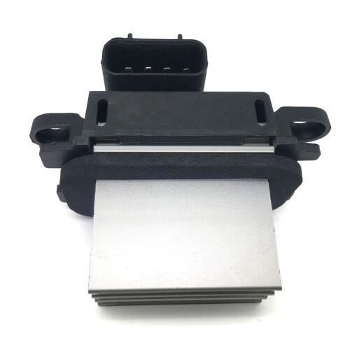 Heater Fan HVAC AC Blower Motor Resistor Control Module For Ford F150 Navigator