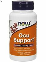 Now Foods Ocu Support 60vcaps Fast Shipping
