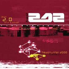 Front 242 Headhunter 2000-Part 2.0 (Frontline Assembly/Suspicious/Xi.. [Maxi-CD]