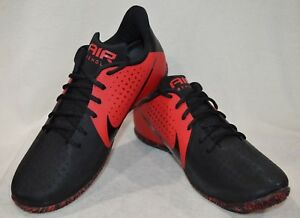ac330be7bcb0 Nike Air Behold Low Red Black Men s Basketball Shoes - Size 10 NWB ...