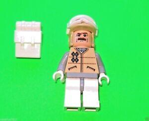 Lego star wars personnage # Hoth Rebel officier avec réacteur dorsal de Set 8083 # = TOP!  </span>