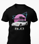 Ford Mustang 5.0 Fox Body Miami Nights Short-Sleeve Unisex T-Shirt