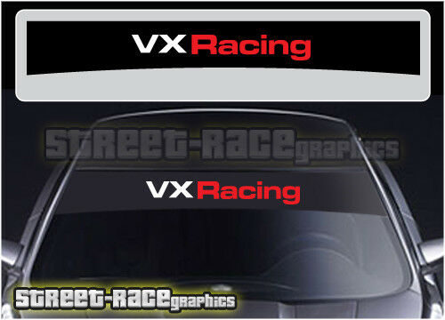 Ss1006 vauxhall vxr sun strip graphics stickers decals sunstrip astra corsa