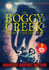 The Boggy Creek Legacy Collection (Bigfoot Triple Feature) DVD, Various, Various