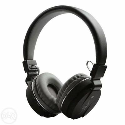 SH12 Foldable Bluetooth Headphone With MIC and SD Card Slot +