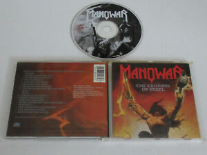 Manowar-Fighting-The-World-Atco-Records-790-563-2-CD-Album-De