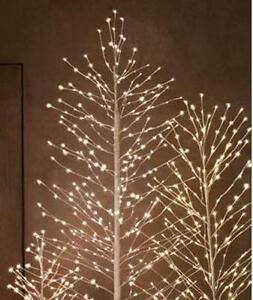 Restoration Hardware Starlit Christmas Tree 7' LED Starry warm ...