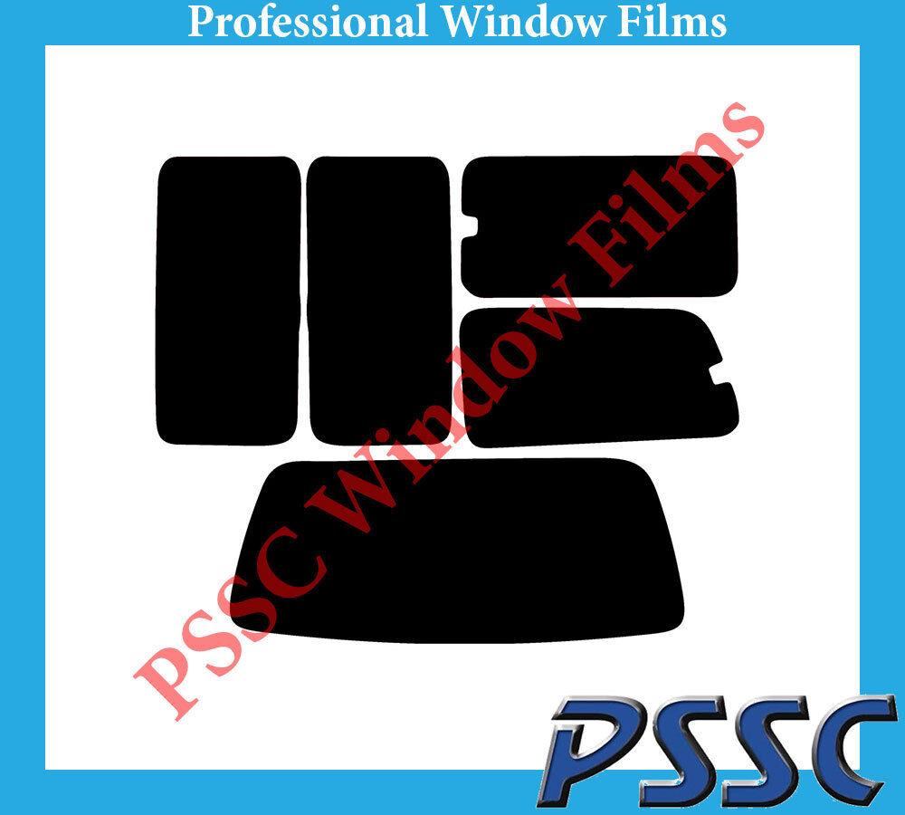 PSSC Pre Cut Rear Car Window Films - Hyundai H1 2007 to 2010