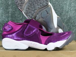 5599c2bc1ba3 Nike Women s Air Rift sangria wineberry-white - retro 2010 6 8 9 ...