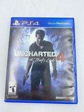 Uncharted The Lost Legacy Playstation 4 2017 For Sale Online Ebay
