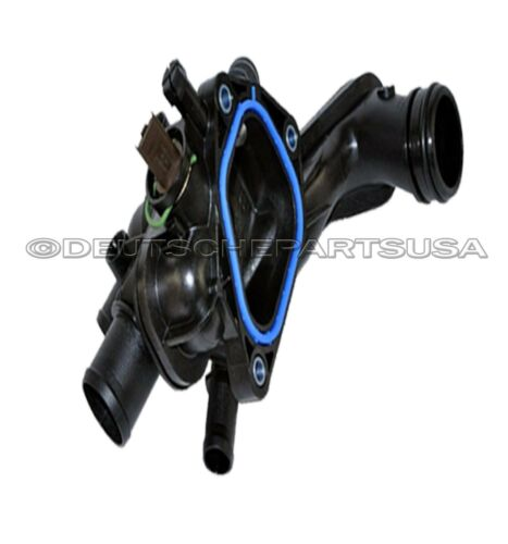 Seal for Mini Cooper /& Countryman 11537534521 SET 2 Details about  /Engine Thermostat Assembly