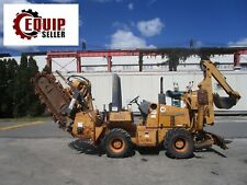 Case 660 Trencher Cable Plow Backhoe Diesel 4x4