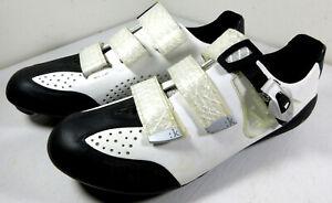 White//Black - 41 Fizik Men/'s R5B Uomo BOA Road Cycling Shoes White//Black