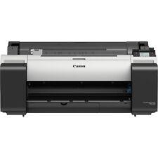 New Canon Imageprograf Tm 200 24 Widelarge Format 5 Color Printerplotter