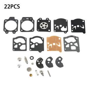 Carb-Carburetor-Diaphragm-Gasket-Needle-Repair-Kit-For-K10-K20-WAT-WA-WT-Walbro