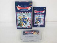 DRAGON QUEST I II 1 2 Super Famicom Nintendo SFC Import Japan Video Game sf