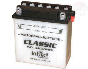 Batterie-intacte-BIKE-Power-Batterie-cb5l-b-avec-flacon-d-039-electrolyte-Battery-Incl-Acid-PAC