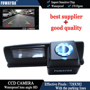 Image Is Loading Ccd Car Rear View Reverse Backup Camera For