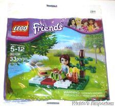 Lego Friends 30108 33pcs Mia Summer Picnic