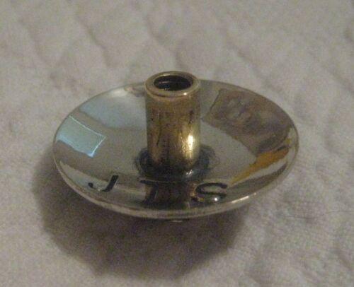 – Each Antique German Silver Concho or 3 pics Buckle Set Sonoita AGS-#400
