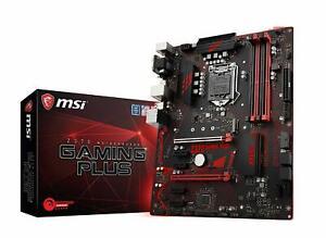 MSI-Performance-Intel-8th-Gen-LGA-1151-DDR4-ATX-Motherboard-Z370-Gaming-Plus