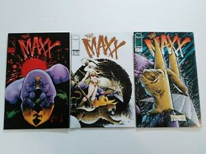 THE-MAXX-1-2-3-IMAGE-COMICS-1993