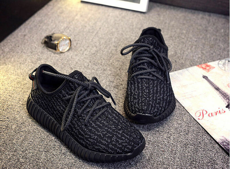 New YYeezy Fashion Men's Breathable Casual Boot shoes